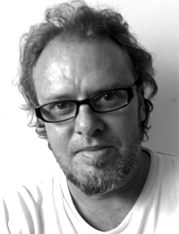 Writer and director Charles Fourie